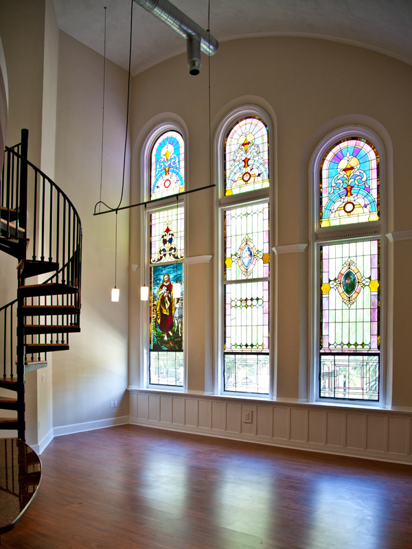 The Sanctuary Lofts Apartment Rentals And The Sanctuary